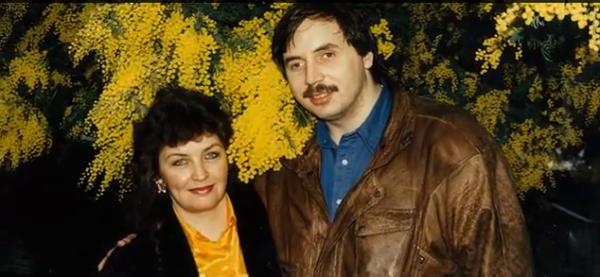 Николай и Светлана Левашовы
