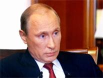 Путин к событиям в Крыму